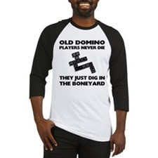 Domino Players Never Die Baseball Jersey