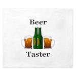 Beer Taster King Duvet