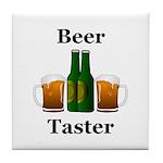 Beer Taster Tile Coaster