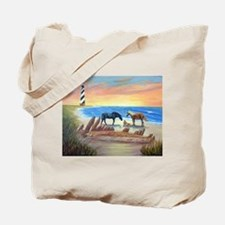 New Day Cape Hatteras Tote Bag