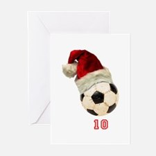 soccer Greeting Cards