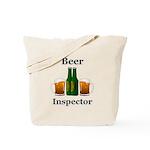 Beer Inspector Tote Bag