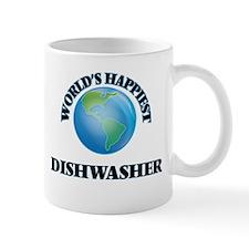 World's Happiest Dishwasher Mugs