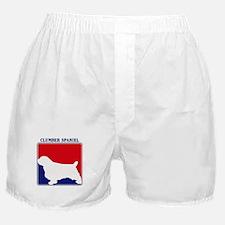 Pro Clumber Spaniel Boxer Shorts