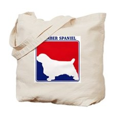 Pro Clumber Spaniel Tote Bag
