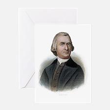 Samuel Adams Greeting Cards