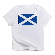 Scotland Flag Infant T-Shirt