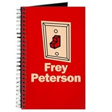 Journal. Frey Peterson.