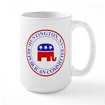 Huntington Gop Mug Mugs