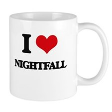 I Love Nightfall Mugs