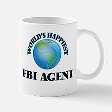 World's Happiest Fbi Agent Mugs