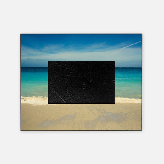 50 shades of blue Picture Frame