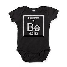 4. Beryllium Baby Bodysuit