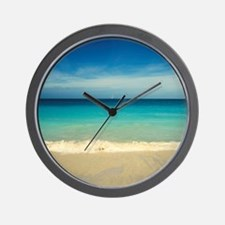 50 Shades of Blue Wall Clock