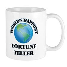 World's Happiest Fortune Teller Mugs