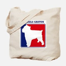 Pro Brussels Griffon Tote Bag