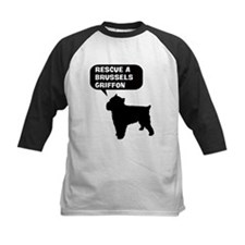 Rescue a Brussels Griffon Tee