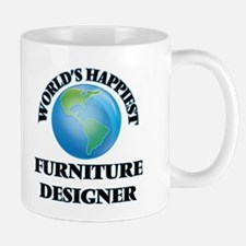 World's Happiest Furniture Designer Mugs