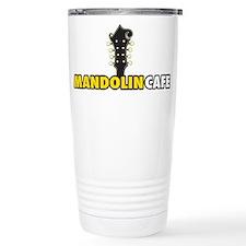 Cute Cafe Travel Mug
