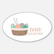 Yarn Collector Decal