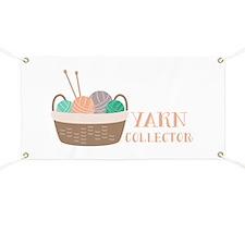 Yarn Collector Banner