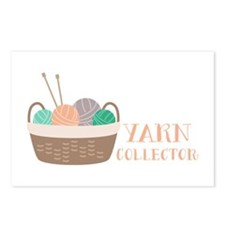 Yarn Collector Postcards (Package of 8)