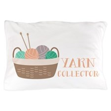 Yarn Collector Pillow Case