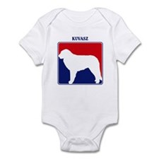 Pro Kuvasz Infant Bodysuit