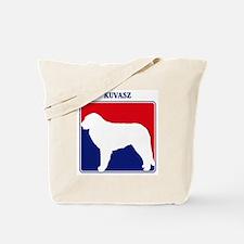 Pro Kuvasz Tote Bag