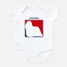 Pro Komondor Infant Bodysuit