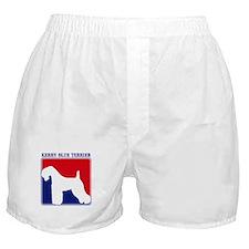 Pro Kerry Blue Terrier Boxer Shorts