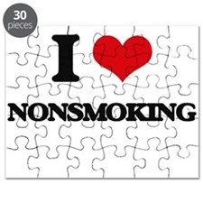 I Love Nonsmoking Puzzle