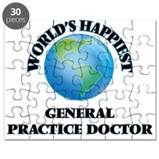 World's Happiest General Practice Doctor Puzzle