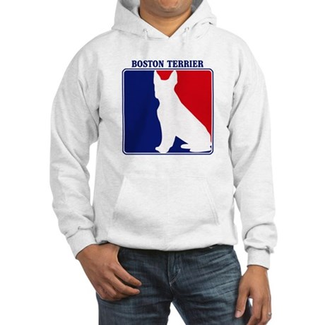 Pro Boston Terrier Hooded Sweatshirt