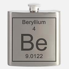 4. Beryllium Flask
