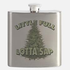 Little Full Lotta Sap Flask