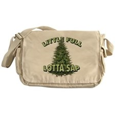 Little Full Lotta Sap Messenger Bag