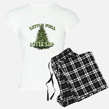 Little Full Lotta Sap Pajamas