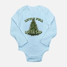 Little Full Lotta Sap Body Suit