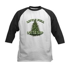 Little Full Lotta Sap Baseball Jersey