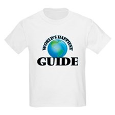 World's Happiest Guide T-Shirt