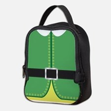 Buddy The Elf Costume Neoprene Lunch Bag