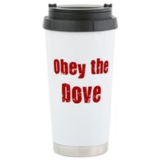 Unique Dove Travel Mug