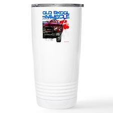 Unique Pontiac Travel Mug