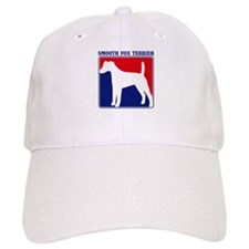 Pro Smooth Fox Terrier Baseball Cap