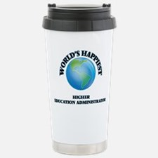 World's Happiest Higher Travel Mug