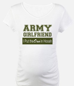 Cute Army girlfriend Shirt
