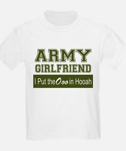 Funny Army soldier love T-Shirt
