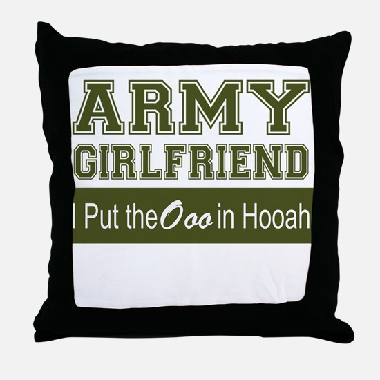 Unique Military Throw Pillow