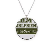 Unique Army girlfriend Necklace